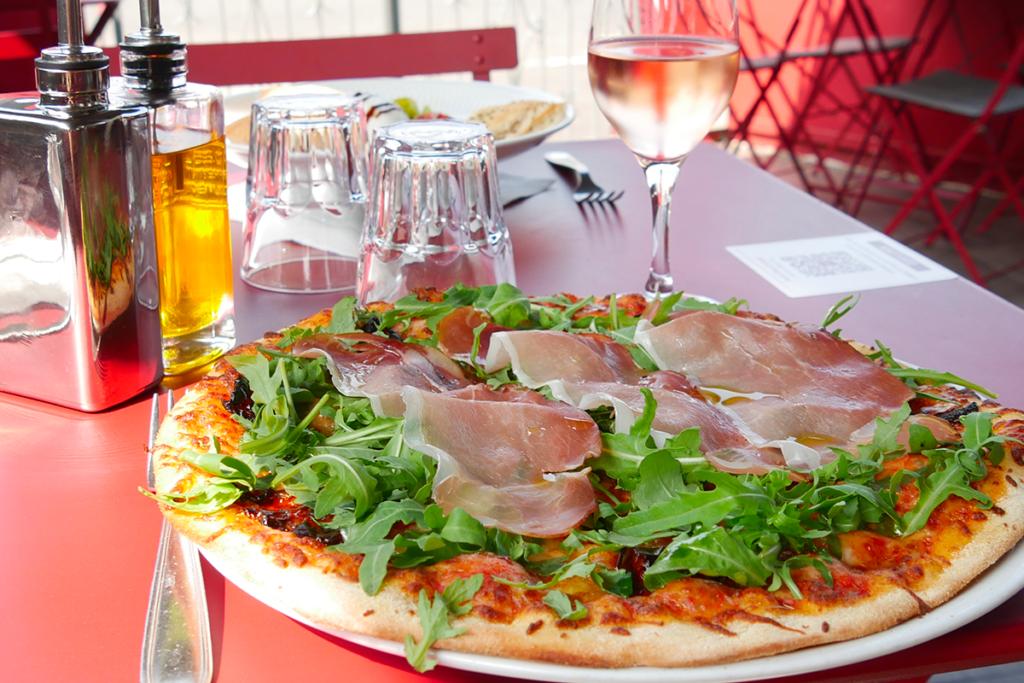 Pizza Piémont