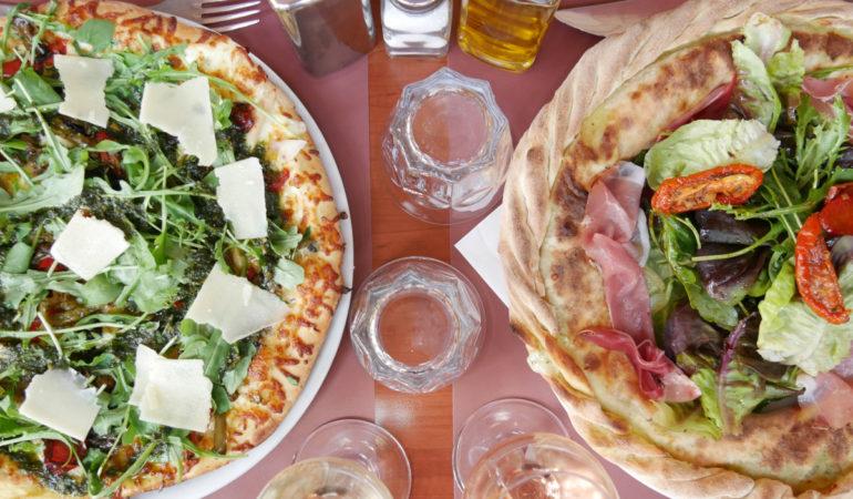 Duo de Pizzas